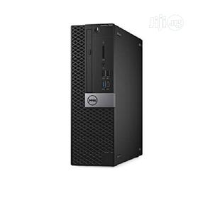 New Desktop Computer Dell OptiPlex 7050 16GB Intel Core I5 HDD 500GB | Laptops & Computers for sale in Lagos State, Ikeja