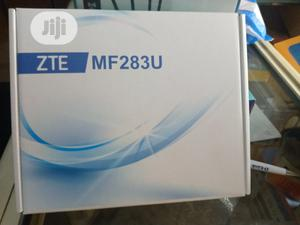 Zte Mf283u 4G LTE Cpe 150mbps Wireless Router Modem | Networking Products for sale in Lagos State, Ikeja