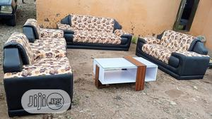 Set Of 7 Seaters Sofa Chairs With Table - Quality Couches | Furniture for sale in Lagos State, Ikeja
