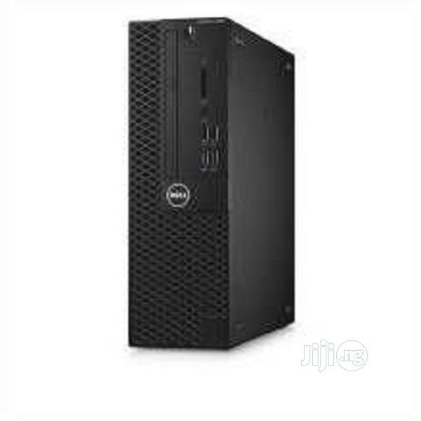 New Desktop Computer Dell OptiPlex 3050 8GB Intel Core i5 HDD 500GB | Laptops & Computers for sale in Ikeja, Lagos State, Nigeria