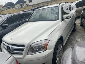 Mercedes-Benz GLK-Class 2012 350 White | Cars for sale in Lagos State, Ikeja