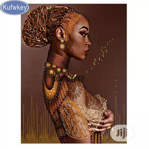 African Girl Artwork | Arts & Crafts for sale in Lagos State, Ajah