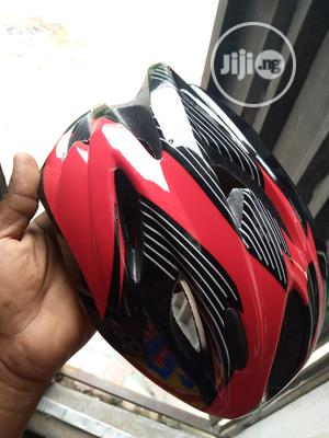 Helmet Sport Bicycle | Sports Equipment for sale in Lagos State, Surulere