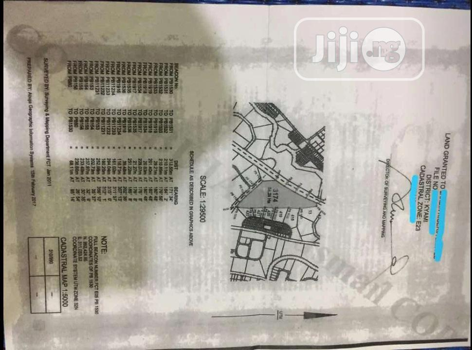 Unbelievable 54ha Housing Estate Plot For Sale @ Kyami