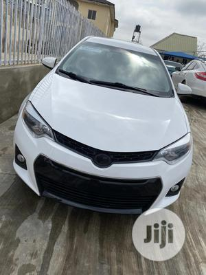 Toyota Corolla 2014 White | Cars for sale in Oyo State, Ibadan
