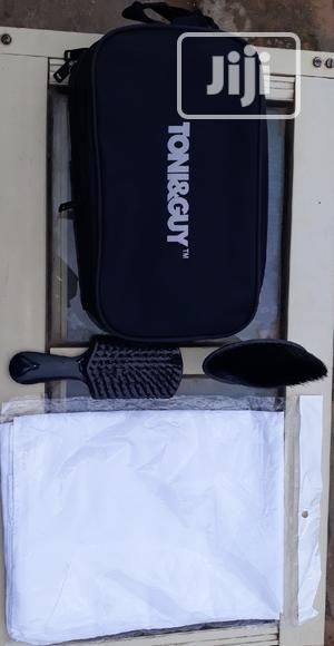 High Quality Tony/Guy Clipper Bag,Cloth And Brushes | Tools & Accessories for sale in Abuja (FCT) State, Kubwa