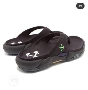 OFF-WHITE Oddsy Tread Sole Neoprene and Rubber Sandal.   Shoes for sale in Lagos State, Magodo