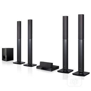 LG LHD457B 5.1 Channel Brand New Home Theater Sound System   Audio & Music Equipment for sale in Lagos State, Ojo