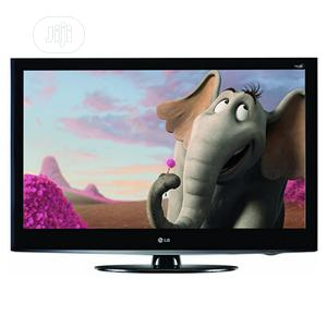32 Inch LG Fairly Used LCD Television | TV & DVD Equipment for sale in Lagos State, Ojo