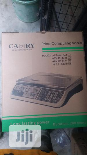 Original Digital Measuring Scale 30kg Camry   Store Equipment for sale in Lagos State, Surulere