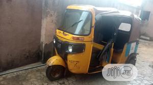 Bajaj RE 2019 Yellow   Motorcycles & Scooters for sale in Lagos State, Ikorodu