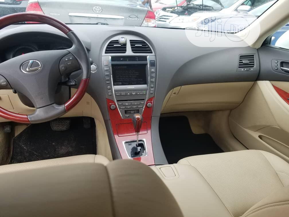 Lexus ES 2007 White | Cars for sale in Apapa, Lagos State, Nigeria