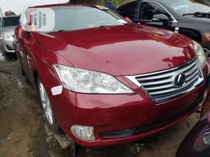 Lexus ES 2010 350 Red | Cars for sale in Lagos State, Apapa