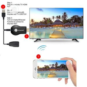 Wireless HDMI Anycast Dongle TV Stick WIFI For Android & IOS | Accessories & Supplies for Electronics for sale in Lagos State, Ikeja