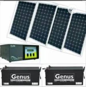 2kva 24v Genus Complete Solar Inverter Package | Solar Energy for sale in Lagos State, Ikeja