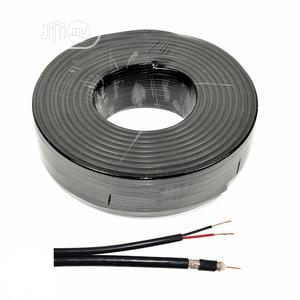 200M RG59 CCTV Power Cable Pure Copper | Accessories & Supplies for Electronics for sale in Lagos State, Ikeja