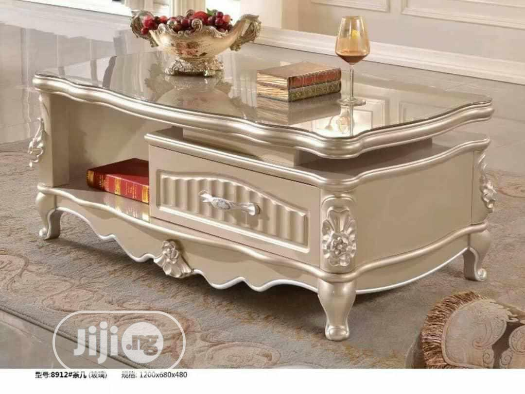 Beautiful Royal Center Table
