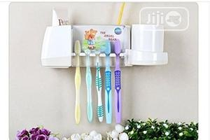 Toothpaste And Brush Holder | Home Accessories for sale in Lagos State, Alimosho