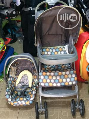 Tokunbo UK Used Baby Trends Stroller With Car Seat | Prams & Strollers for sale in Abuja (FCT) State, Kubwa