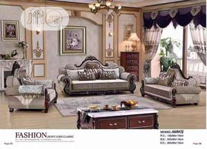 Italian Unique Royal Sofas Chairs By 7 Seaters | Furniture for sale in Lagos State, Ojo