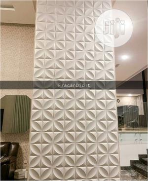 3D Wall Wall Panels Available. Fracan Wallpaper Ltd Abuja   Home Accessories for sale in Abuja (FCT) State, Wuse