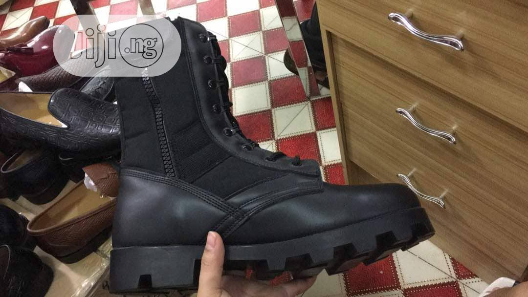 Military Boots   Shoes for sale in Warri, Delta State, Nigeria