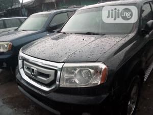 Honda Pilot 2010 EX 4dr SUV (3.5L 6cyl 5A) Black | Cars for sale in Lagos State, Apapa