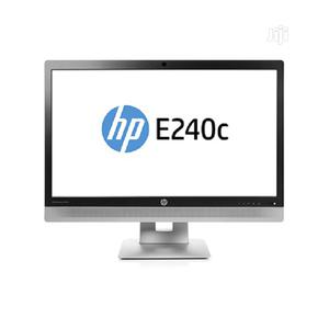 HP Elitedisplay E240c 23.8-inch Video Conferencing Monitor | Computer Monitors for sale in Lagos State, Ikeja