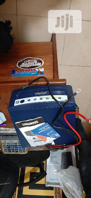 Luminous 1kva 12v Inverter Eco Volt | Solar Energy for sale in Lagos State, Ojo