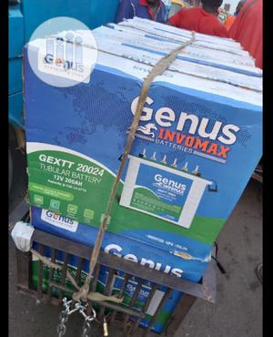 Genius Invomax 220ah Tubular Battery   Solar Energy for sale in Lagos State, Ojo