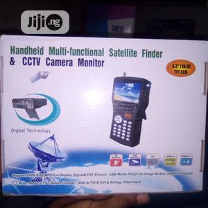 Satellite Finder/ CCTV Camera Monitor | Security & Surveillance for sale in Lagos State, Surulere