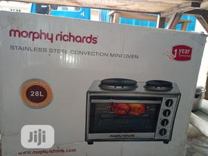 Morphy Richard Stainless Steel Convention Mini Oven,28litres | Kitchen Appliances for sale in Lagos State, Ojo