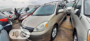 Toyota Sienna 2005 XLE Limited Gold   Cars for sale in Lagos State, Apapa