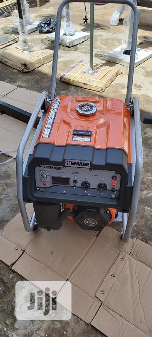 KEMAGE Generator KM6500 3kva With Remote Control | Electrical Equipment for sale in Abuja (FCT) State, Gwagwalada