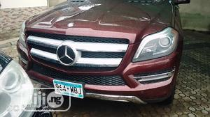 Mercedes-Benz GL Class 2014 Brown | Cars for sale in Lagos State, Amuwo-Odofin
