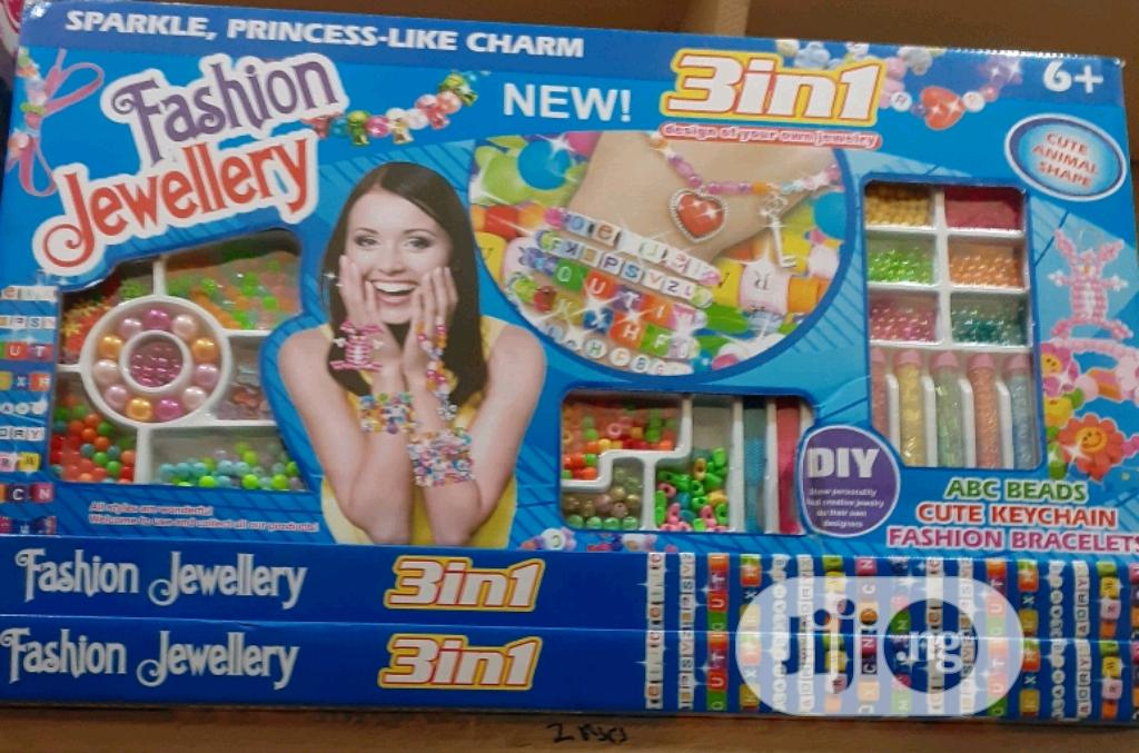3 In 1 Fashion Jewellery For Kids