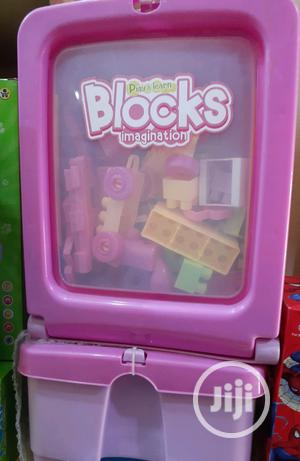 Building Block With Box | Toys for sale in Lagos State, Amuwo-Odofin