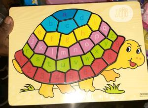 Alphabet And Number Tortoise Board | Toys for sale in Lagos State, Amuwo-Odofin