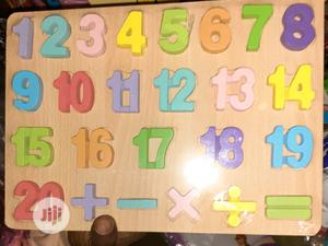 Numbers Learning Board | Toys for sale in Lagos State, Amuwo-Odofin