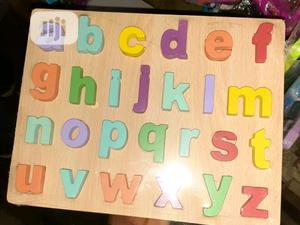 Alphabet Learning Board | Toys for sale in Lagos State, Amuwo-Odofin