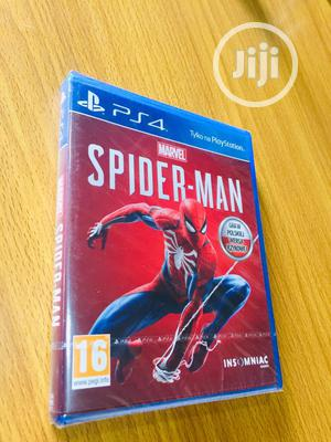 Ps4 Marvel Spider-Man | Video Games for sale in Lagos State, Ikeja