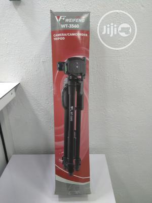 Tripod Stand For Professional Camera WT-3560 | Accessories & Supplies for Electronics for sale in Lagos State, Ikeja