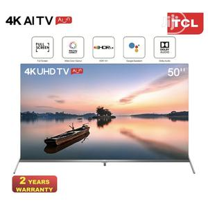 TCL 50 Inches Android, Smart 4K LED Television-50p8s   TV & DVD Equipment for sale in Abuja (FCT) State, Central Business District