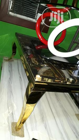 High Quality Marble Center Table   Furniture for sale in Lagos State, Victoria Island