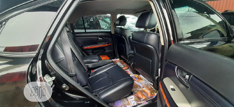 Lexus RX 2006 Black | Cars for sale in Apapa, Lagos State, Nigeria