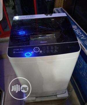 Hisense Automatic Washing Machine 8kg   Home Appliances for sale in Lagos State, Surulere
