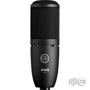 AKG P120 High-performance General Purpose Recording Microphone | Audio & Music Equipment for sale in Lagos State, Shomolu