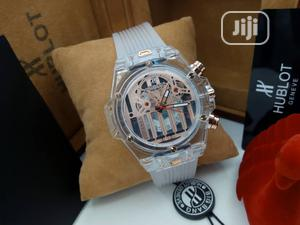 Quality Hublot Transparent Watch | Watches for sale in Lagos State, Shomolu