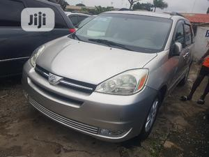 Toyota Sienna 2005 XLE Limited Silver | Cars for sale in Lagos State, Apapa