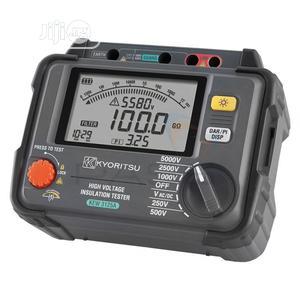 KYORITSU High Voltage Insulation Tester 5KV KEW 3125A | Measuring & Layout Tools for sale in Lagos State, Apapa